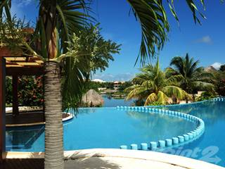 Condo for rent in Joyol  Ha two bedrm. water front at Lagos Puerto Aventuras, Puerto Aventuras, Quintana Roo