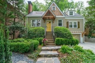 Single Family for sale in 743 Wildwood Place NE, Atlanta, GA, 30324