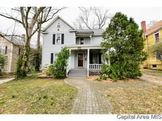 Single Family for sale in 321 Lockwood Pl, Jacksonville, IL, 62650