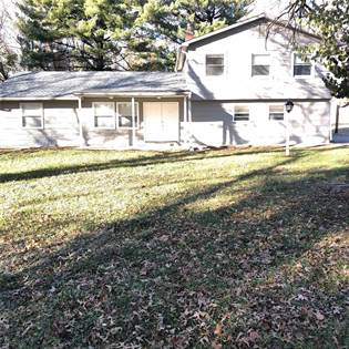 Residential Property for sale in 11199 Jerries Lane, Castle Point, MO, 63136