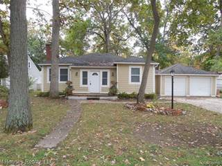 Single Family for sale in 6321 ELMWOOD Drive, Waterford, MI, 48329
