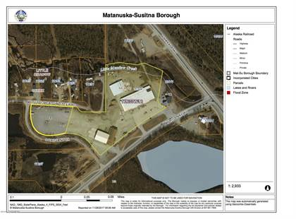 Commercial for sale in 10927 W Big Lake Road, Big Lake, AK, 99652