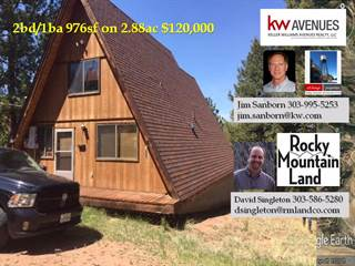 Other Real Estate for sale in 9 Midday Place, Cripple Creek, CO, 80813