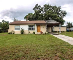 Single Family for sale in 233 NELSON STREET, Auburndale, FL, 33823