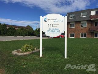 Apartment for rent in Linnwood, Cambridge, Ontario