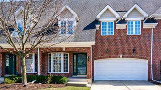 Townhouse for sale in 120 East Knighton Place, Elmhurst, IL, 60126