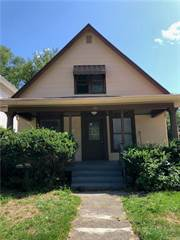 Single Family for sale in 1311 North Olney Street, Indianapolis, IN, 46201