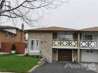 Single Family for rent in 480 APPLEDORE CRES, Mississauga, Ontario