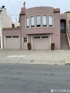 Residential Property for sale in 306 Delano Avenue, San Francisco, CA, 94112