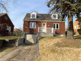 Single Family for sale in 527 Susanna Court, Pittsburgh, PA, 15207