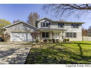 Single Family for sale in 2317 MALLARD POINTE CT, Springfield, IL, 62712
