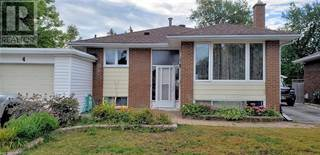 Single Family for sale in 4 TALON STREET, North Bay, Ontario, P1A1N5
