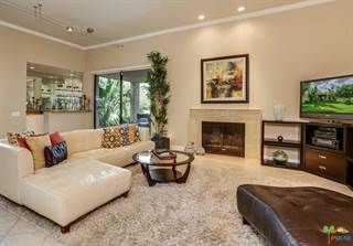 Townhouse for sale in 1820 South LA PALOMA, Palm Springs, CA, 92262