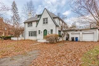 Single Family for rent in 19514 SUFFOLK, Detroit, MI, 48203