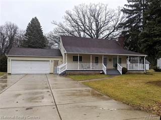 Single Family for sale in 12070 BOSTON POST Street, Livonia, MI, 48150