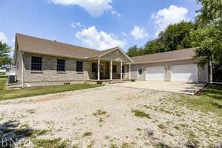 Single Family for sale in 3849 Hill Road, Kenney, IL, 61749