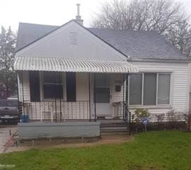 Single Family for sale in 18818 WOODLAND, Harper Woods, MI, 48225