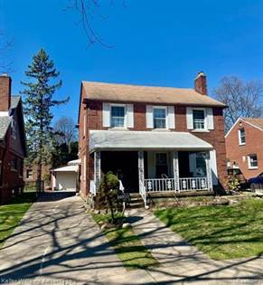 Residential Property for sale in 14603 GREENVIEW Road, Detroit, MI, 48223