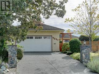 Single Family for sale in 4247 Westervelt Pl, Saanich, British Columbia
