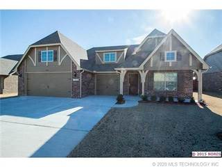 Single Family for sale in 17512 E 43rd Place, Tulsa, OK, 74134