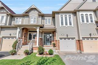 Townhouse for sale in 77 Cathedral Court, Waterdown, Ontario