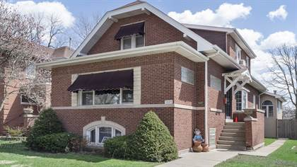Residential Property for sale in 5809 North EAST CIRCLE Avenue, Chicago, IL, 60631