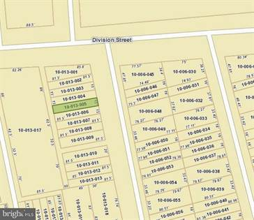 Lots And Land for sale in 2726 JEFFERSON STREET, Harrisburg, PA, 17110