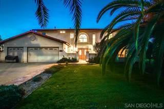 Single Family for sale in 4314 MacRonald Dr, La Mesa, CA, 91941