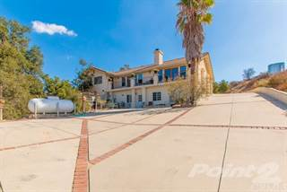 Residential Property for sale in 39155 SADDLE RIDGE ROAD, Hemet, CA, 92543