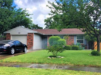 Residential for sale in 747 Holliday Lane, Duncanville, TX, 75116