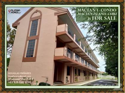 Commercial for sale in For Investor: Two Residential Condo 3-Storey Buildings are on Sale at Basak, Mactan Island, Cebu , Mactan Island, Cebu