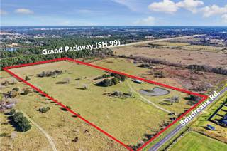 Land for sale in 15802 Boudreaux Rd Road, Tomball, TX, 77377