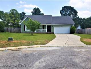 Single Family for sale in 9532 DEEP SWAMP LANE, Fayetteville, NC, 28314