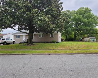 Residential Property for sale in 4217 Wake Avenue, Chesapeake, VA, 23324
