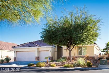 Residential Property for sale in 6413 White Tiger Court, Las Vegas, NV, 89130
