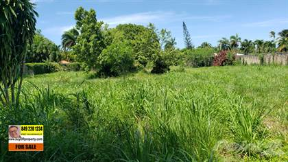 Lots And Land for sale in 0.4 ACRE BUILDING LOT IN GATED COMMUNITY IN PERLA MARINA, Cabarete, Puerto Plata