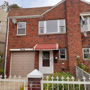 Residential Property for sale in 3058 BARKER AVE, Bronx, NY, 10467