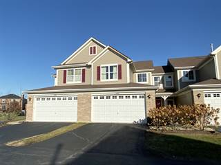 Townhouse for sale in 399 Bluegrass Parkway, Oswego, IL, 60543