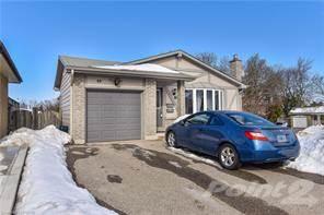 Residential Property for sale in 69 GLEN PARK Crescent, Kitchener, Ontario, N2N 1G1