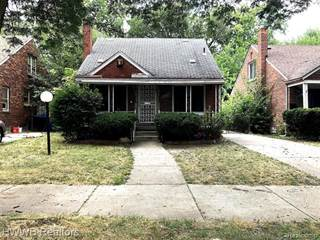 Single Family for rent in 12063 COYLE Street, Detroit, MI, 48227