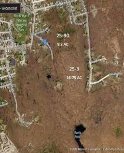 Lots And Land for sale in 0 BROADWAY Street, Woonsocket, RI, 02895