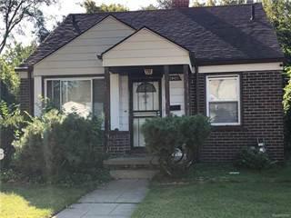 Single Family for sale in 18421 BILTMORE Street, Detroit, MI, 48235