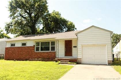 Residential Property for sale in 9120 E 4th Street, Tulsa, OK, 74112