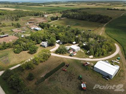 Farm And Agriculture for sale in 174141 RD 101w; Winnipegosis - 3140 Acre Cattle Ranch, Mossey River, Manitoba