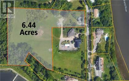 Vacant Land for sale in 681 HIDDEN VALLEY Road, Kitchener, Ontario, N2C2S4