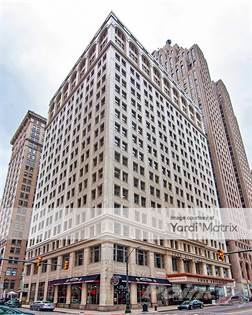 Office Space for rent in 615 Griswold Street, Detroit, MI, 48226