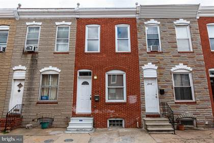 Residential for sale in 215 N PORT STREET, Baltimore City, MD, 21224