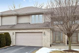 Townhouse for sale in 16720 Trail View Court, Tinley Park, IL, 60477