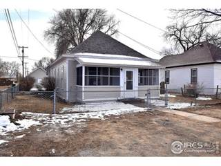 Single Family for sale in 812 40th St, Evans, CO, 80620