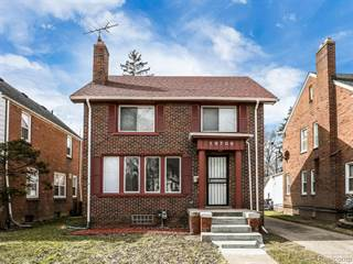 Single Family for sale in 16709 Ashton Ave, Detroit, MI, 48219